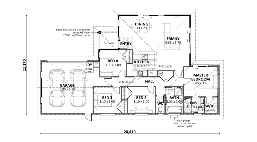 Lot 6 Tiaki FloorPlan