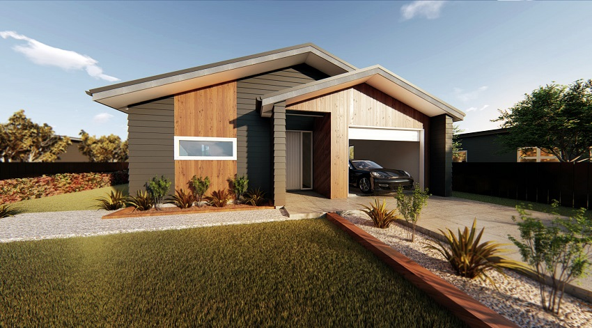 Lot 20 Render Gair