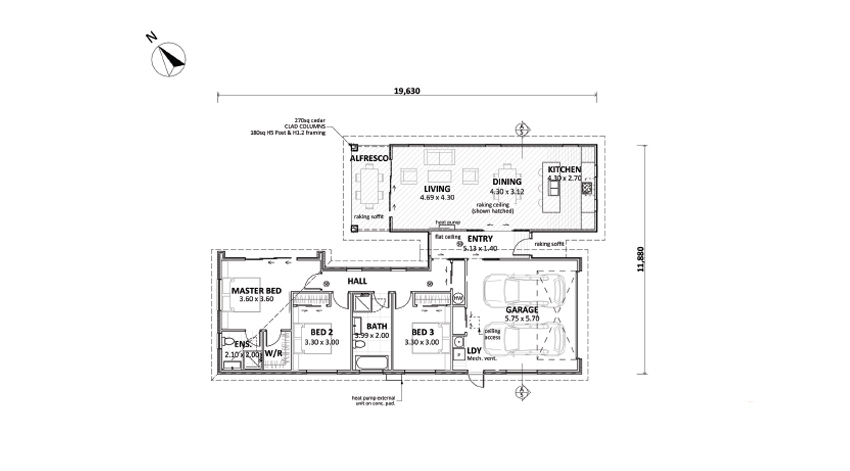Floor Plan (Lot 34 Gair Estate)