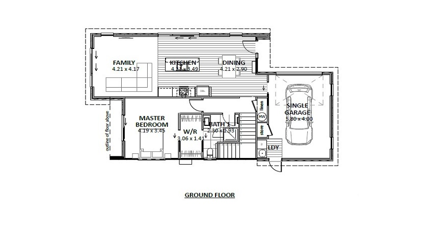 Lot 1248 GS - FP - ground floor