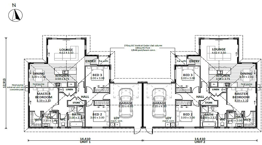 Lot 1 Floor Plan