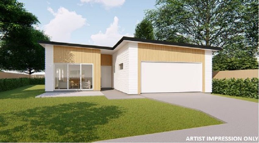 Lot 46 Gair Estate render