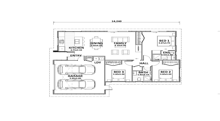 Lot 54 AR_Floor plan